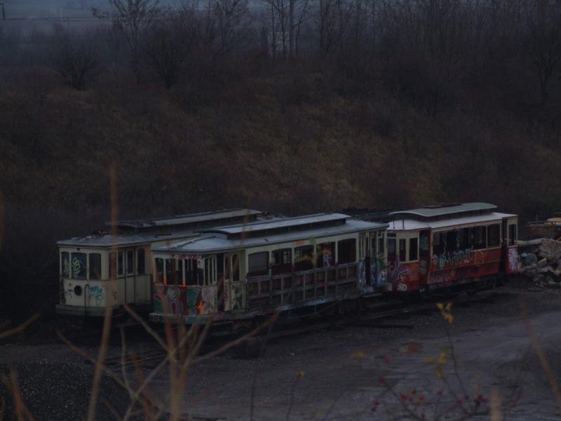 Vieux trams ferraill s pusignan le forum de lyon en - Horaire tram lyon ...