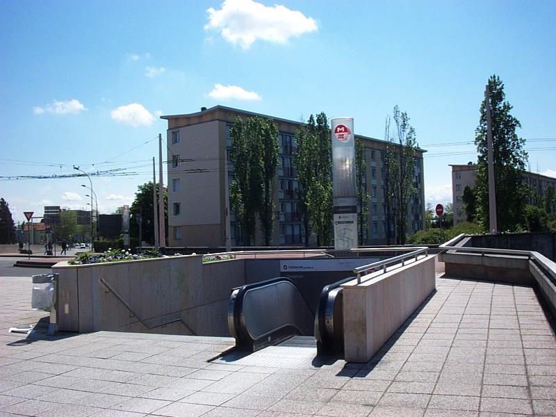Plan interactif for Exterieur quai