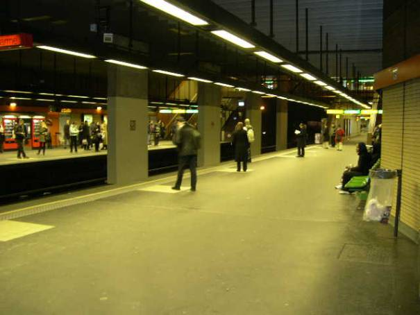 Signal U00e9tique En Station