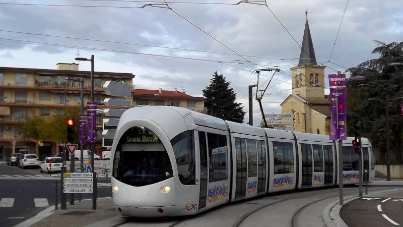 Tramway t5 lyon en lignes - Hotel lyon grange blanche ...